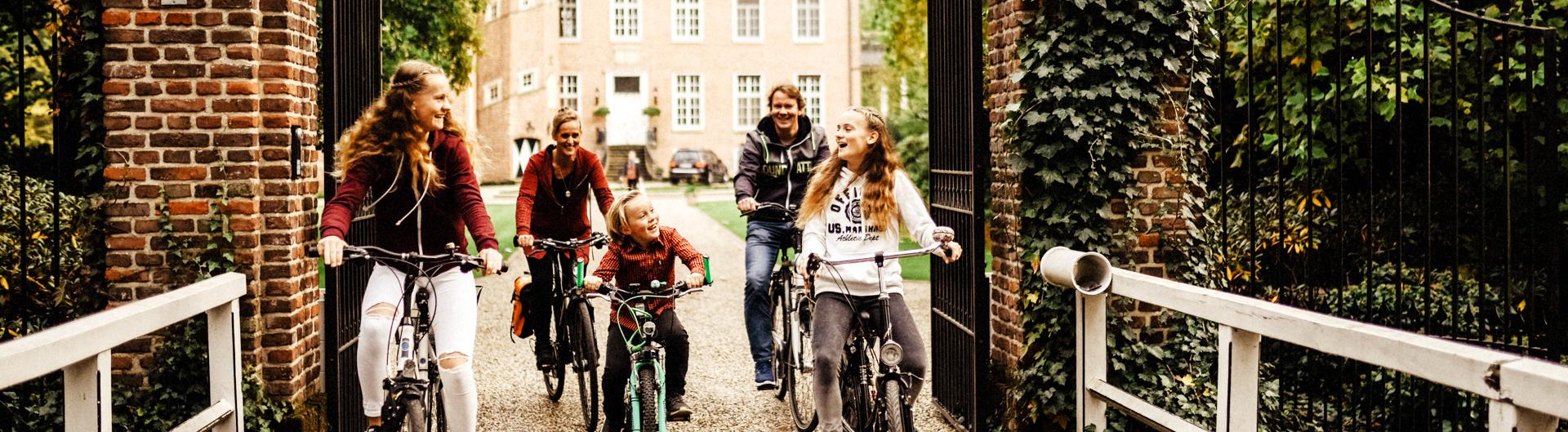 Radfahren mit Genuss
