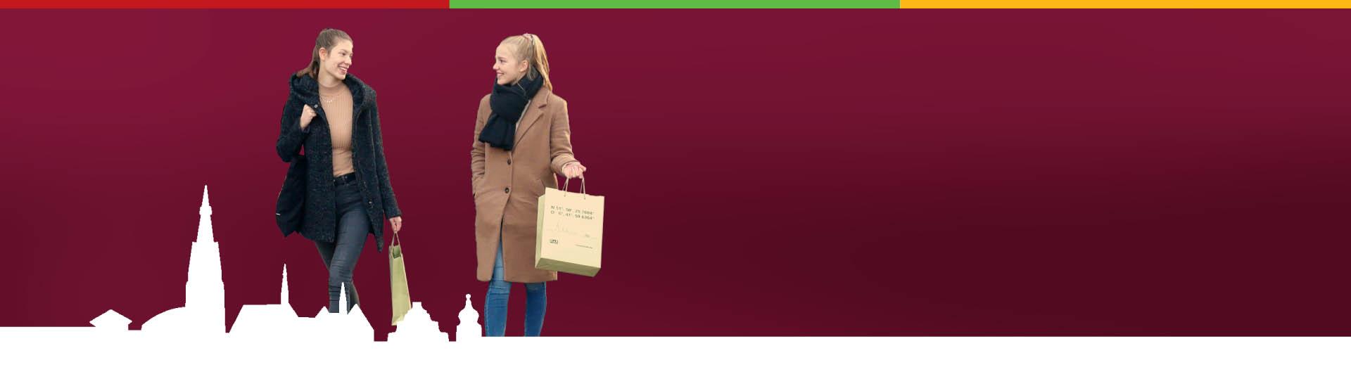 Einkaufen in Rhede