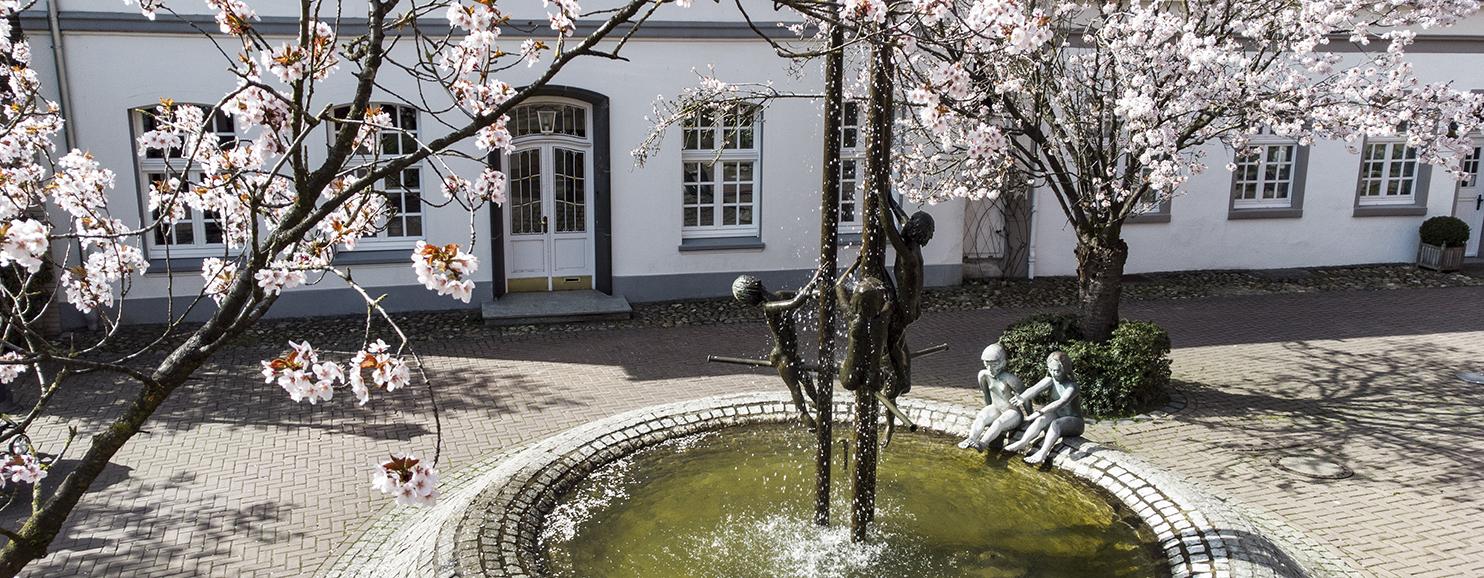 Tourismus Banner Kinderbrunnen