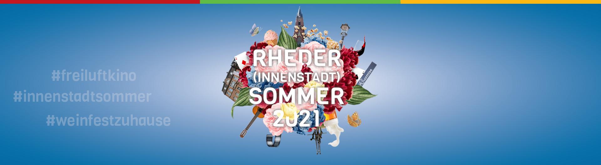 Rheder (Innenstadt)Sommer 2021