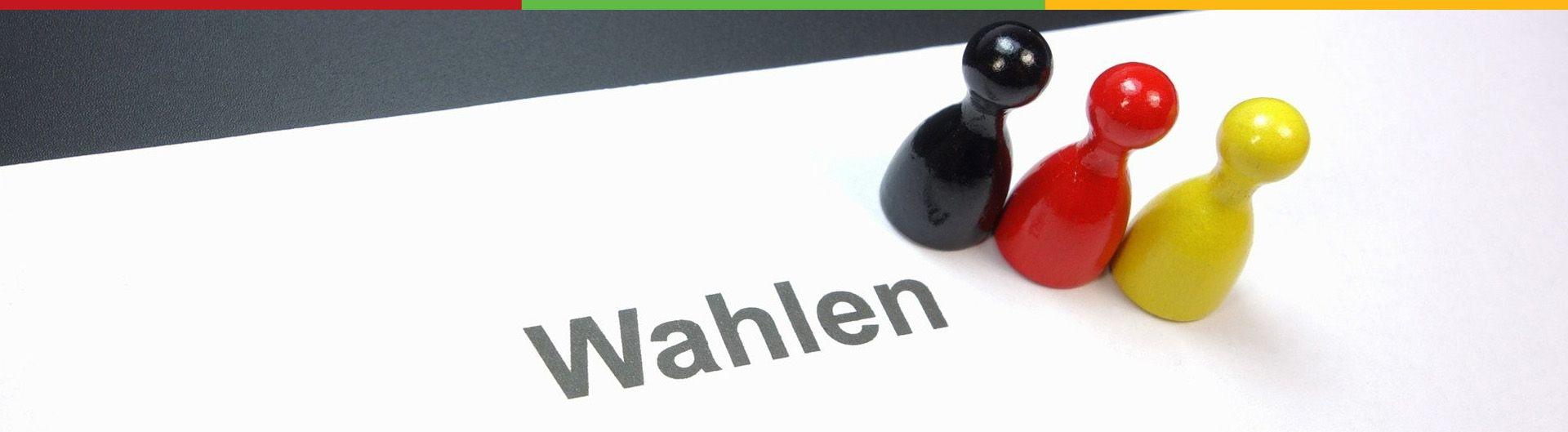 Wahl zum Deutschen Bundestag am 26. September 2021