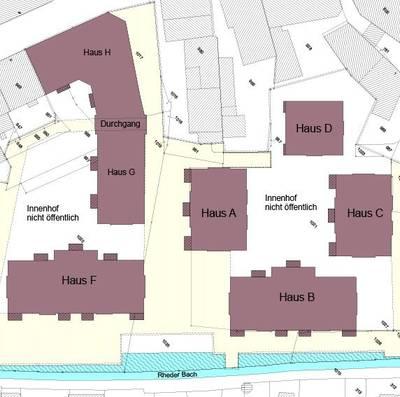 Plan©Stadt Rhede