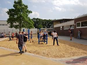 Spielehof eröffnet©Stadt Rhede