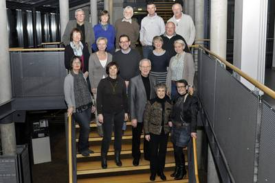 Mitglieder des Deutsch-französischen Freundeskreises©Stadt Rhede