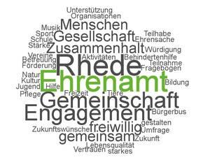 Ehrenamt©Stadt Rhede