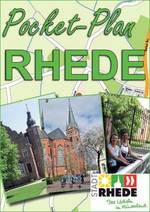 Pocket-Plan Rhede © Stadt Rhede