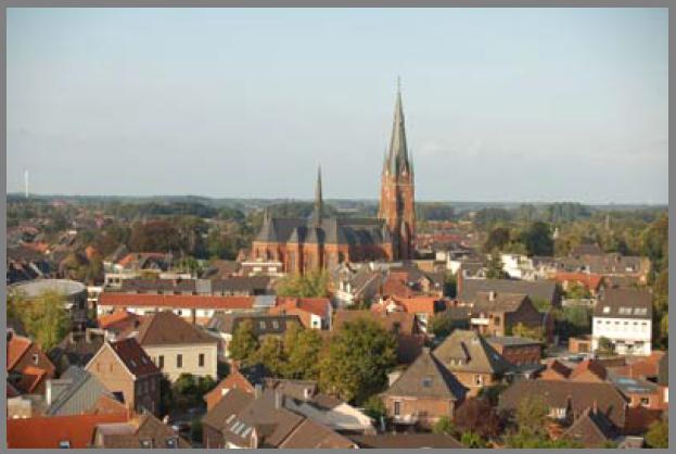 Zukunft Rheder Innenstadt©Stadt Rhede