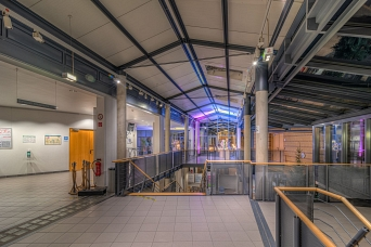Rathausfoyer©Stadt Rhede